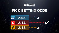 Check out Betting Odds 6