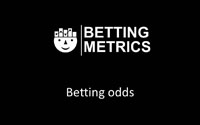 Take a look at Betting Odds 7