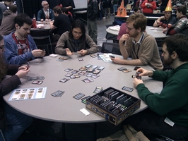 Check out Magic The Gathering Deck Builder 6