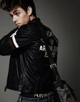 Mens Leather Jacket - 96511 combinations