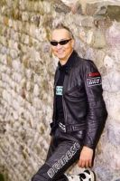 Mens Leather Jacket - 5971 combinations